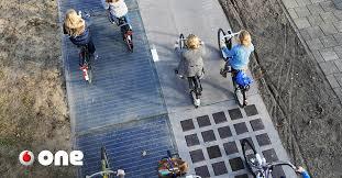En Holanda: carreteras inteligentes que generan energía solar